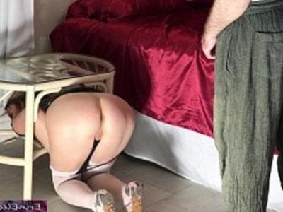 Stuck stepmom fucked by stepson Erin Electra   amateur  blonde  caught  curvy girls  family taboo  homemade  milf  stepmom  stepson