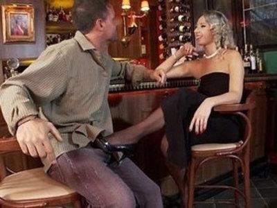 Daria fucked in thigh high stockings heels | cunt  high heels  stockings