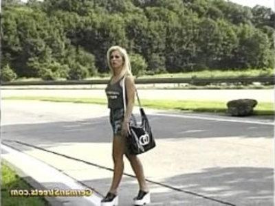 German Girl cock in car trip | amateur  anal  blonde  bukkake  cock  extreme  facials  fake taxi  german girls  girls