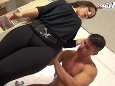 FUN MOVIES Amateur German fetish threesome | 3some   amateur   bathroom   blowjob   doggy   fetish   german girls   handjob   kinky   mature