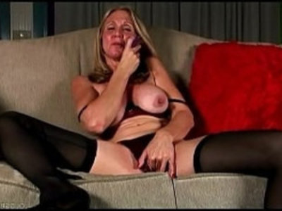 Saucy old spunker in stockings loves to fuck her juicy pussy for you   juicy girls  mature  milf  old and young  pussy  son and mom  stockings
