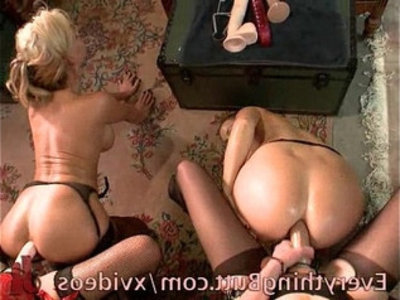 Stretching out their asses | anal   ass   ass fucking   ass worship   dildo   fisting   gaping   girl on girl   lesbians   sex toys