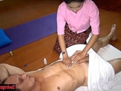 Asian massage parlor from Thailand gives full service | amateur   asian girls   ass   blowjob   cowgirls   hardcore   massage   thai girls