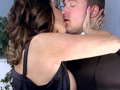 Tara Holiday gets double fucked by son in law | son and mom