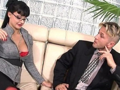 Secretary uses her ass and her tallents to get a raise | ass   drilling   office