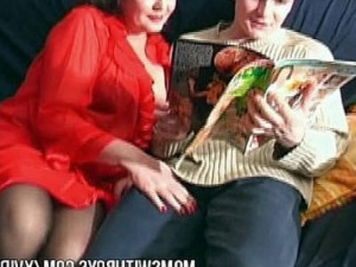 Mature Porn video From The Real Thing | mature
