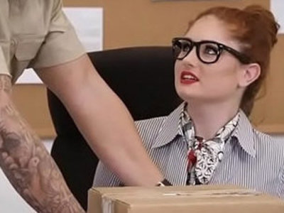 Lennox Luxe Big Tits Horny Girl Nailed Hardcore vid | big tits   girls   hardcore   horny girls   office