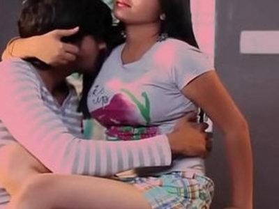 Indian Hot Romantic Pinky Bhabhi With His Boyfriend in VIllage | boyfriend  indian girls
