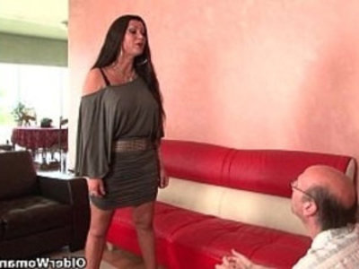 Cuckold pervert watches milf fucked | black cock   blowjob   cougars   cuckold   cumshots   hardcore   interracial   mature   milf   perverts