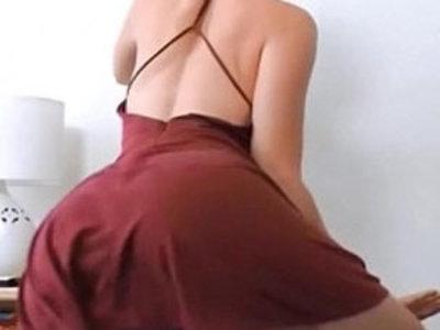 Slow Twerking Jiggle Booty   big booty  twerking