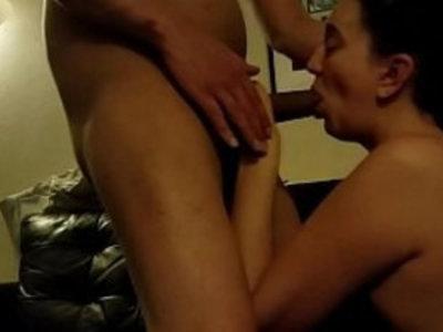 Hotwife milf sucks dicks in a row | amateur  blowjob  brunette  cock sucking  dick  facials  milf  oral sex  sluts  whores