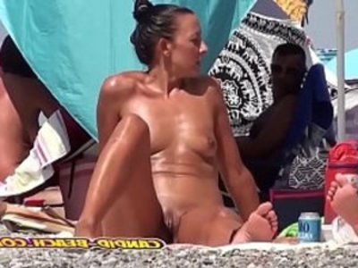 Candid Beach Voyeur Nude Milfs Hidden Cam Video | beach   hairy pussy   milf   nudity   shaved pussy   spying videos