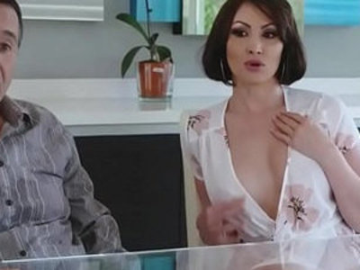 Spanish milf sucks and fucks young xxx Auntie To The Rescue | aunty   milf   young