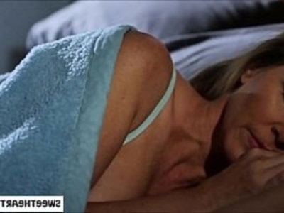 Sleeping Mom molested by Daughter | daughter   family taboo   lesbians   milf   sleeping   son and mom