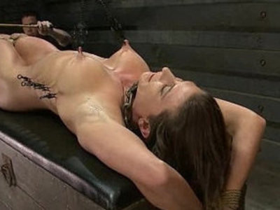 Extreme Slave during Training for Ariel X | extreme   slave   training