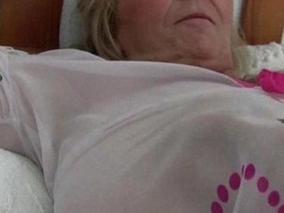 British granny Isabel has big tits and a fuckable fanny | big tits  british girls  gilf