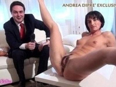 Milf shows her bizarre vagina for andrea dipre short version | bizarre  milf  vagina  weird