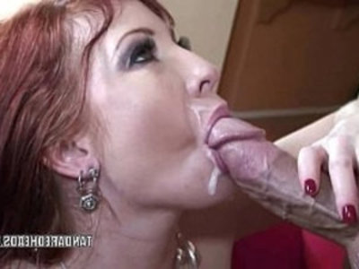 Busty mom Brittany OConnell fucks a dude she just met | blowjob   busty   cougars   cumshots   dude   facials   hardcore   housewife   mature   milf