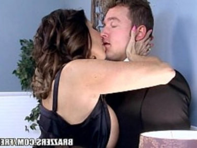 Tara Holiday gets fucked by son in law | ass  big tits  blowjob  brunette  deepthroat  milf  mother  pounding  son and mom