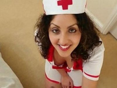 British Nurse collects patient sperm sample but ends up swallowing it deepthroat POV Indian   amateur  arabian girls  blowjob  british girls  cumshots  deepthroat  desi girls  facials  fetish  indian girls