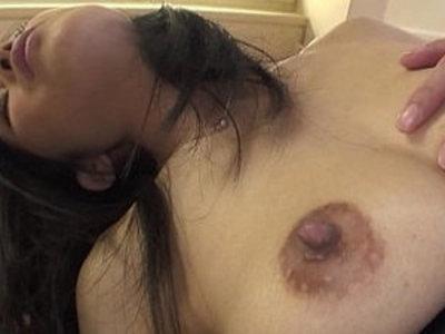 After her masturbation seance she pleases the Generals flag pole | masturbation