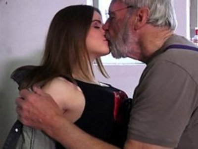 Such an innocent young pussy for an old horny grandpa | beautiful   blowjob   cute petite   grandpa   hairy pussy   hardcore   horny girls   innocent girls   juicy girls   mature