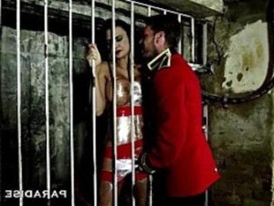 PARADISE FILMS Jasmine Jae is a Creampied sex slave | baby  blowjob  brunette  couple  creampies  cumshots  deepthroat  doggy  fingering  masturbation