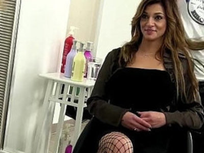 Pussy Fisting at the hairdresser | fisting   pussy