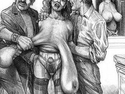 Classic Vintage Horror Artwork | vintage
