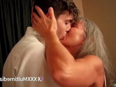 Old step mom fucks her young son Leilani Lei | amateur   doggy   family taboo   gilf   old and young   son and mom   stepfamily   stepmom   young