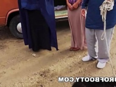 TOUR OF BOOTY American Soldiers Trade Goat For Some Sweet Arab Pussy | american girls  arabian girls  big booty  family taboo  pussy  sweet girls