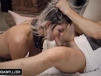 KELLY MADISON Hard Anal Makes Aspen Ora Sweat   anal  creampies  rough sex  shower