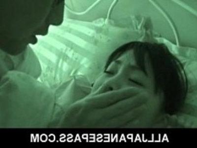 Sleeping angel Hikaru Momose has surprise sex | angel  asian girls  ass  blowjob  creampies  cumshots  fingering  hardcore  japanese girls  oral sex