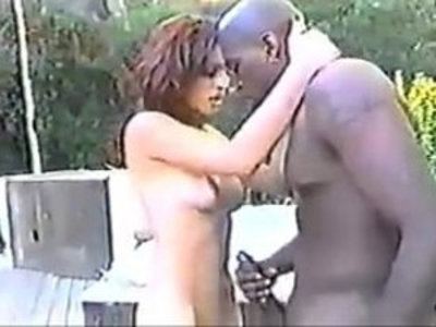 Lexington Steele vs. Brittany Blue | anal  interracial
