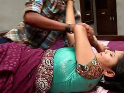 Two Hot Aunty With one Boy Indian Romantic B grade Videos | aunty   boy   indian girls