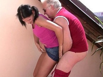 Cheating girlfriend sucks and riding cock | cheating wife   cock   cock sucking   girlfriend   old and young   riding cock   young