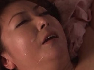Son visit Japanese mommy at night to fuck pussy | cumshots   doggy   facials   japanese girls   milf   mommy   pussy   pussy licking   son and mom