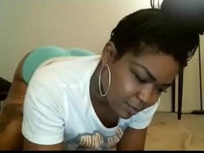 Diamond Monroe Webcam Show | big booty  ebony  webcam show  webcams