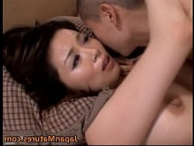 Miki Sato and young boy final of | asian girls   bedroom   big tits   boy   busty   japanese girls   masturbation   mature   milf   naked