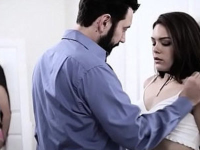 Kimber Woods butt plugged and assfucked by step daddy | ass fucking  butt  daddy  family taboo  stepfamily