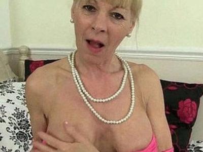 Grandmas pussy still has a lot of mileage left in it | gilf  grandma  pussy
