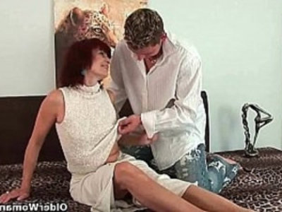Nothing better than blowing your load on grandma | blowjob  cumshots  gilf  grandma  mature  old and young